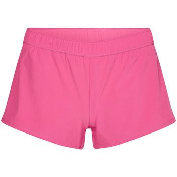 vaatteet Naiset Shortsit / Bermuda-shortsit Calvin Klein Jeans 00GWF0S801 Vaaleanpunainen