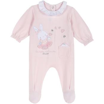 vaatteet Lapset Jumpsuits / Haalarit Chicco 09023955000000 Vaaleanpunainen