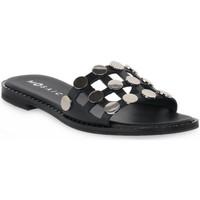 kengät Naiset Sandaalit Mosaic NERO 500 Nero