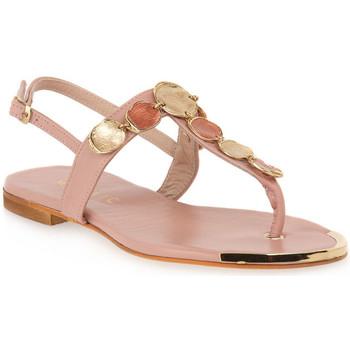 kengät Naiset Sandaalit ja avokkaat Mosaic NUDE 1420 Rosa