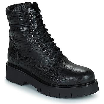 kengät Naiset Bootsit Sweet Lemon DANN Musta