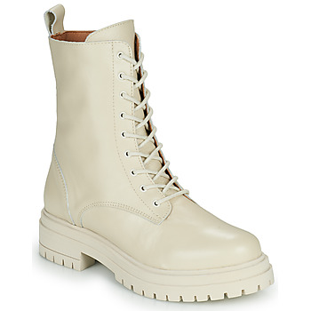 kengät Naiset Bootsit Sweet Lemon NIZI Beige