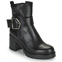 kengät Naiset Bootsit Sweet Lemon PIRLOU Musta