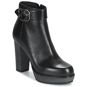 kengät Naiset Bootsit Sweet Lemon SEODO Musta