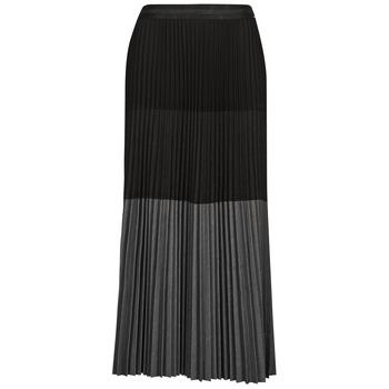 vaatteet Naiset Hame Ikks COLUMBA Musta