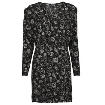 vaatteet Naiset Lyhyt mekko Ikks KIMEO Musta