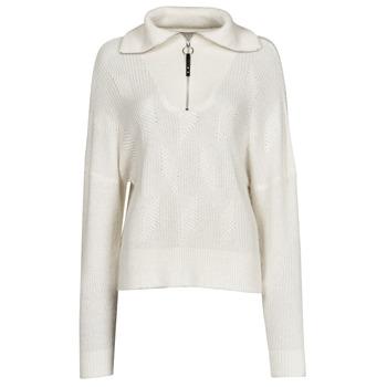 vaatteet Naiset Neulepusero Ikks AVINON Valkoinen
