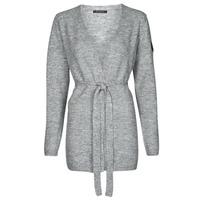 vaatteet Naiset Neuleet / Villatakit Ikks GROWNI Harmaa