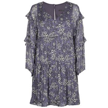 vaatteet Naiset Lyhyt mekko Ikks FRENNU Sininen