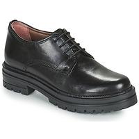 kengät Naiset Derby-kengät Mjus DOBLE DERBY Musta