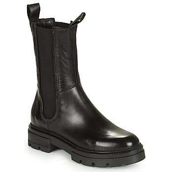 kengät Naiset Bootsit Mjus BEATRIX CHELS Musta