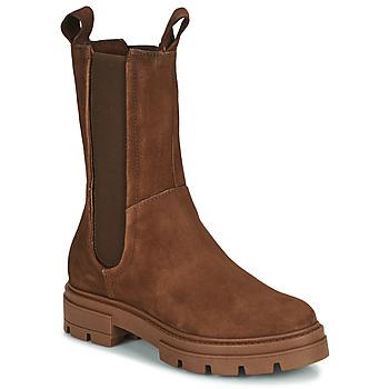kengät Naiset Bootsit Mjus BEATRIX CHELS Kamelinruskea