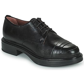 kengät Naiset Derby-kengät Mjus MORGANA DERBY Musta