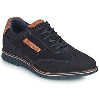 kengät Miehet Derby-kengät Bugatti SIMONE COMFORT Laivastonsininen