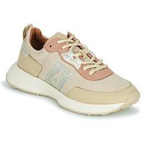 kengät Naiset Matalavartiset tennarit Armistice MOON ONE W Beige / Vaaleanpunainen