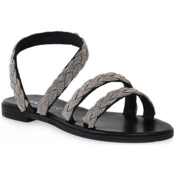 kengät Naiset Sandaalit ja avokkaat Mosaic NERO BRAIDS Nero