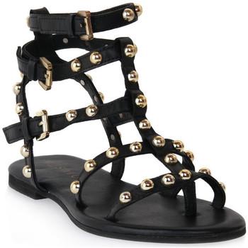 kengät Naiset Sandaalit ja avokkaat Mosaic 1600 VITELLO NERO Nero