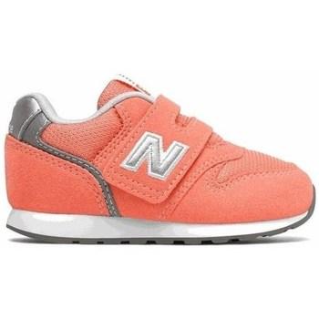 kengät Lapset Matalavartiset tennarit New Balance 996 Oranssin väriset