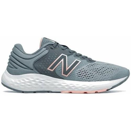 kengät Naiset Matalavartiset tennarit New Balance 520 Harmaat