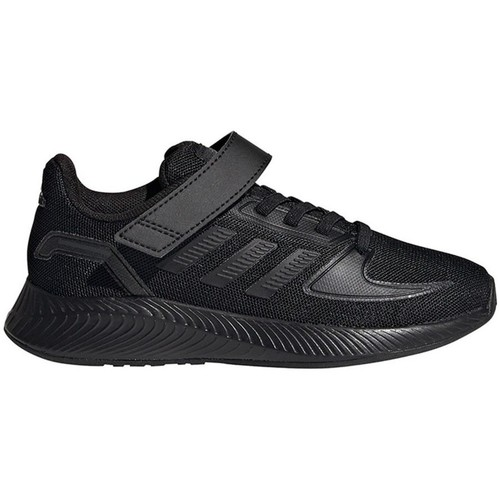 kengät Lapset Juoksukengät / Trail-kengät adidas Originals Runfalcon 20 C Mustat