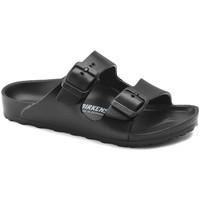 kengät Lapset Sandaalit Birkenstock Arizona eva Musta