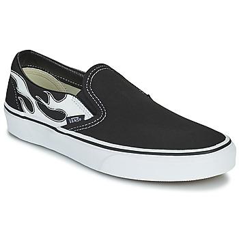 kengät Tennarit Vans CLASSIC SLIP ON Musta