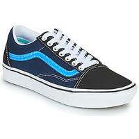 kengät Matalavartiset tennarit Vans COMFYCUSH OLD SKOOL Musta / Sininen