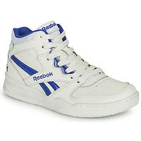 kengät Lapset Korkeavartiset tennarit Reebok Classic BB4500 COURT Valkoinen / Sininen