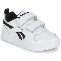 kengät Lapset Matalavartiset tennarit Reebok Classic REEBOK ROYAL PRIME Valkoinen / Musta
