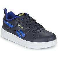 kengät Lapset Matalavartiset tennarit Reebok Classic REEBOK ROYAL PRIME Laivastonsininen / Sininen