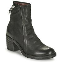 kengät Naiset Nilkkurit Airstep / A.S.98 JAMAL LOW Musta