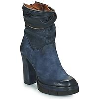 kengät Naiset Nilkkurit Airstep / A.S.98 BLOC ZIP Sininen