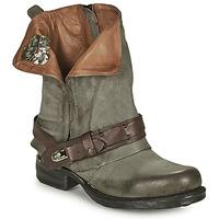 kengät Naiset Bootsit Airstep / A.S.98 SAINT BIKE Harmaa