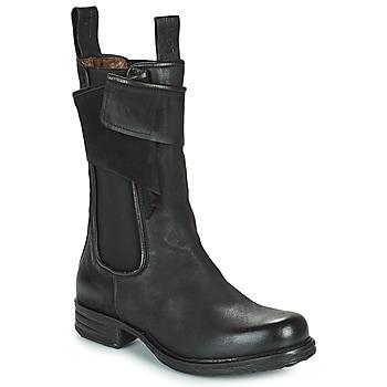 kengät Naiset Bootsit Airstep / A.S.98 SAINTEC CHELS Musta