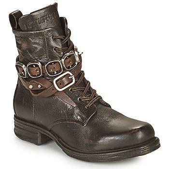 kengät Naiset Bootsit Airstep / A.S.98 SAINTEC BRIDE Ruskea
