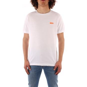 vaatteet Miehet Lyhythihainen t-paita Refrigiwear JE9101-T27100 WHITE