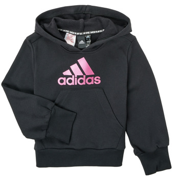 vaatteet Tytöt Svetari adidas Performance KINOM Musta
