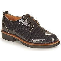 kengät Naiset Derby-kengät Mam'Zelle JAVA Musta