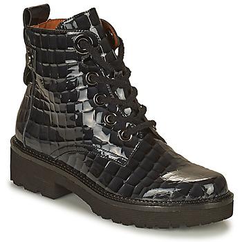 kengät Naiset Bootsit Mam'Zelle RANGI Musta