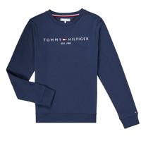 vaatteet Pojat Svetari Tommy Hilfiger TERRIS Laivastonsininen