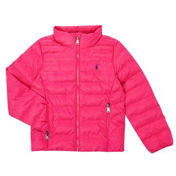 vaatteet Tytöt Toppatakki Polo Ralph Lauren DERNIN Vaaleanpunainen