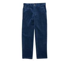 vaatteet Pojat 5-taskuiset housut Polo Ralph Lauren TRALINA Laivastonsininen