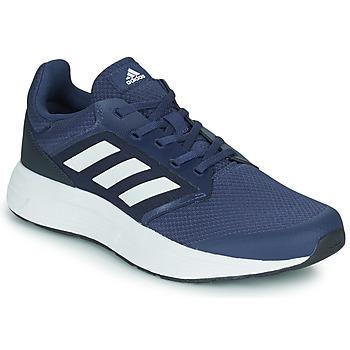 kengät Miehet Juoksukengät / Trail-kengät adidas Performance GALAXY 5 Indigo / Tech