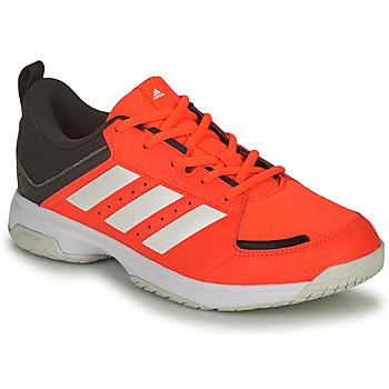 kengät Sisäurheilukengät adidas Performance Ligra 7 M Punainen