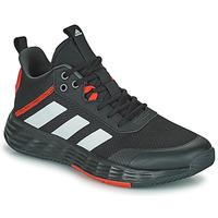 kengät Miehet Koripallokengät adidas Performance OWNTHEGAME 2.0 Musta