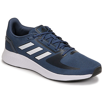 kengät Miehet Juoksukengät / Trail-kengät adidas Performance RUNFALCON 2.0 Laivastonsininen