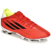 kengät Jalkapallokengät adidas Performance X SPEEDFLOW.3 FG Punainen