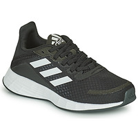 kengät Lapset Juoksukengät / Trail-kengät adidas Performance DURAMO SL K Musta / Valkoinen