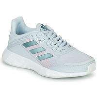 kengät Tytöt Juoksukengät / Trail-kengät adidas Performance DURAMO SL K Sininen