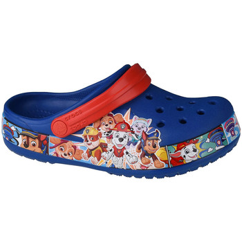 kengät Lapset Puukengät Crocs Fun Lab Paw Patrol Bleu